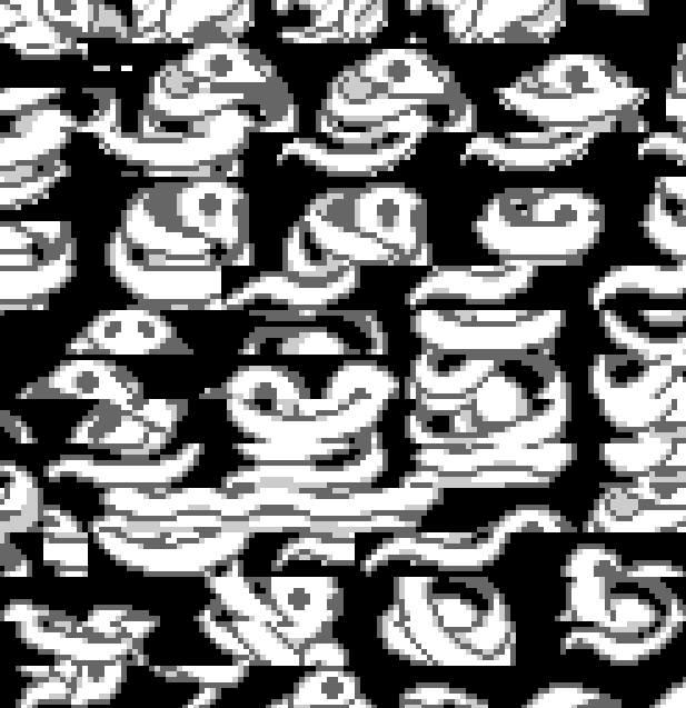 Hiki, 04 14, 新世紀エヴァンゲリオン シト育成 - Wonderswan rip